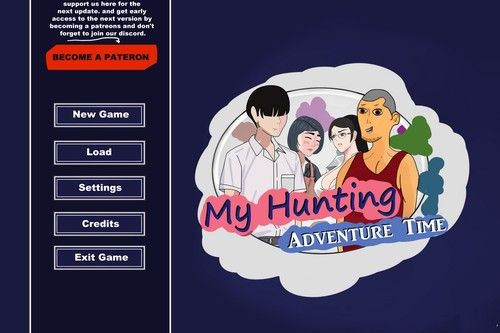My Hunting Adventure Time