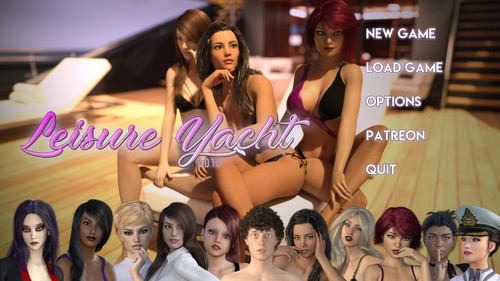 Leisure Yacht - Version 0.1.0 - 21 May 2019