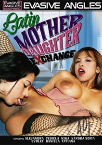 Latin Mother And Daughter Exchange