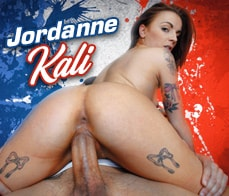Jordanne Kali-La Toma De La Guarrilla