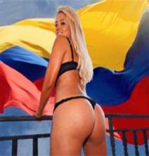 Milena-Culazo Colombiano