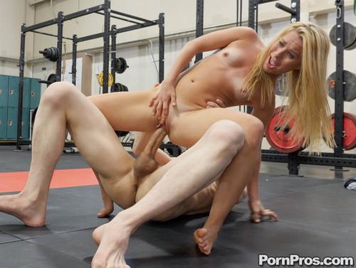 Gym Romp – Lilly Lit