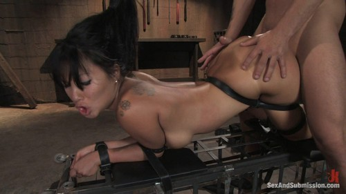 Asa Akira (Asa Akira First Time Fucked in Bondage)