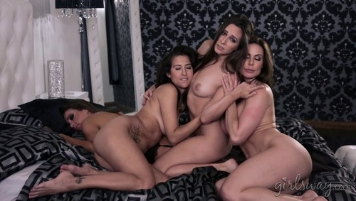 Little Red A Lesbian Fairy Tale Part Five – April Oneil, Abigail Mac
