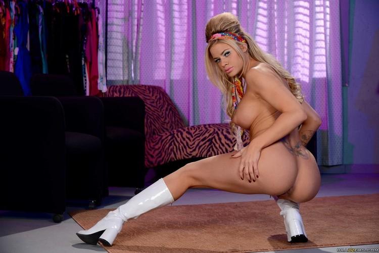 Jessa Rhodes en ropa interior sexy