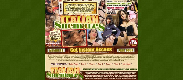 72172068 5b1431a0d8c99 l - Italian Shemale - Pack 15 Videos