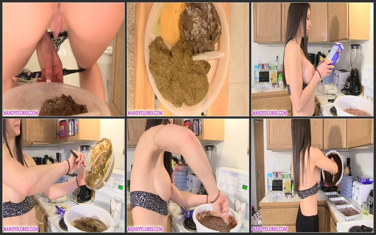 Extreme collection of homemade scat and vomit video