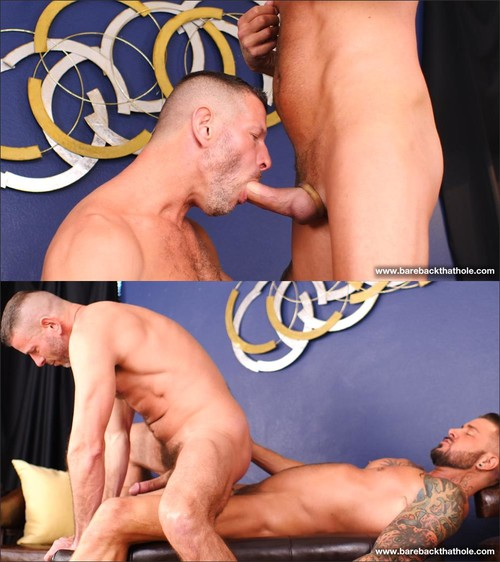 BTH -  Dolf Dietrich And Clay Towers - Down Time - Bareback