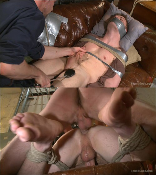 BG - Jay Rising & Doug Acre - The Creepy Handyman Series - The battle of the giant cocks 37222
