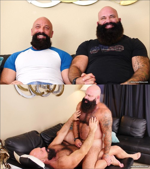 BF - Jayson West and Victor West - WEST - Bareback