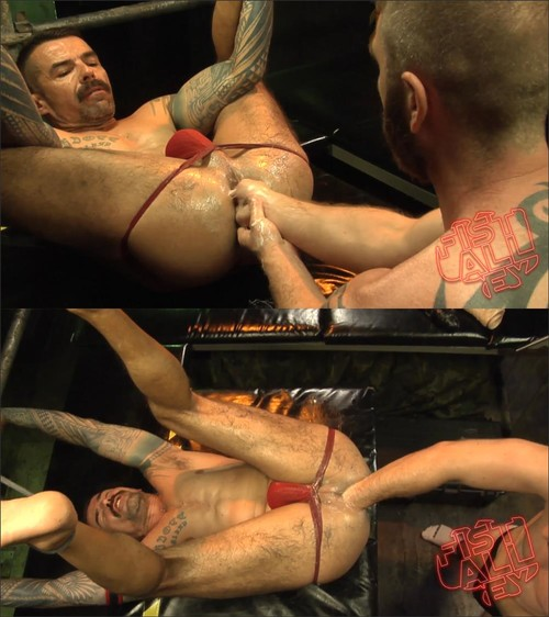 FistAlley - Fists Of Paine - Geoff Paine & Joe Gunn