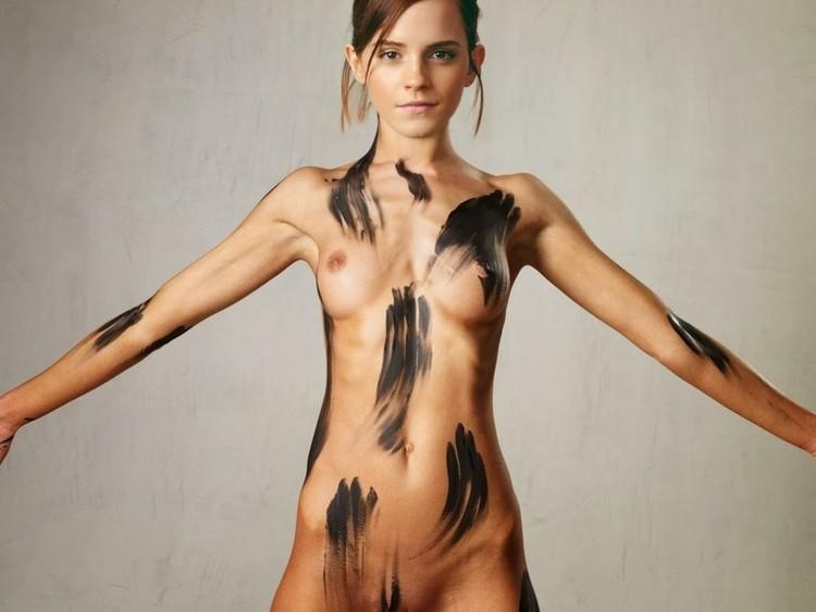 Hots Naked Emma Watson Gif