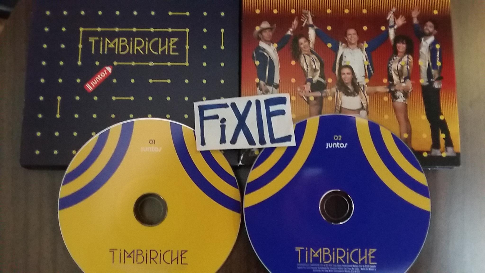Timbiriche-Juntos-ES-2CD-FLAC-2017-FiXIE