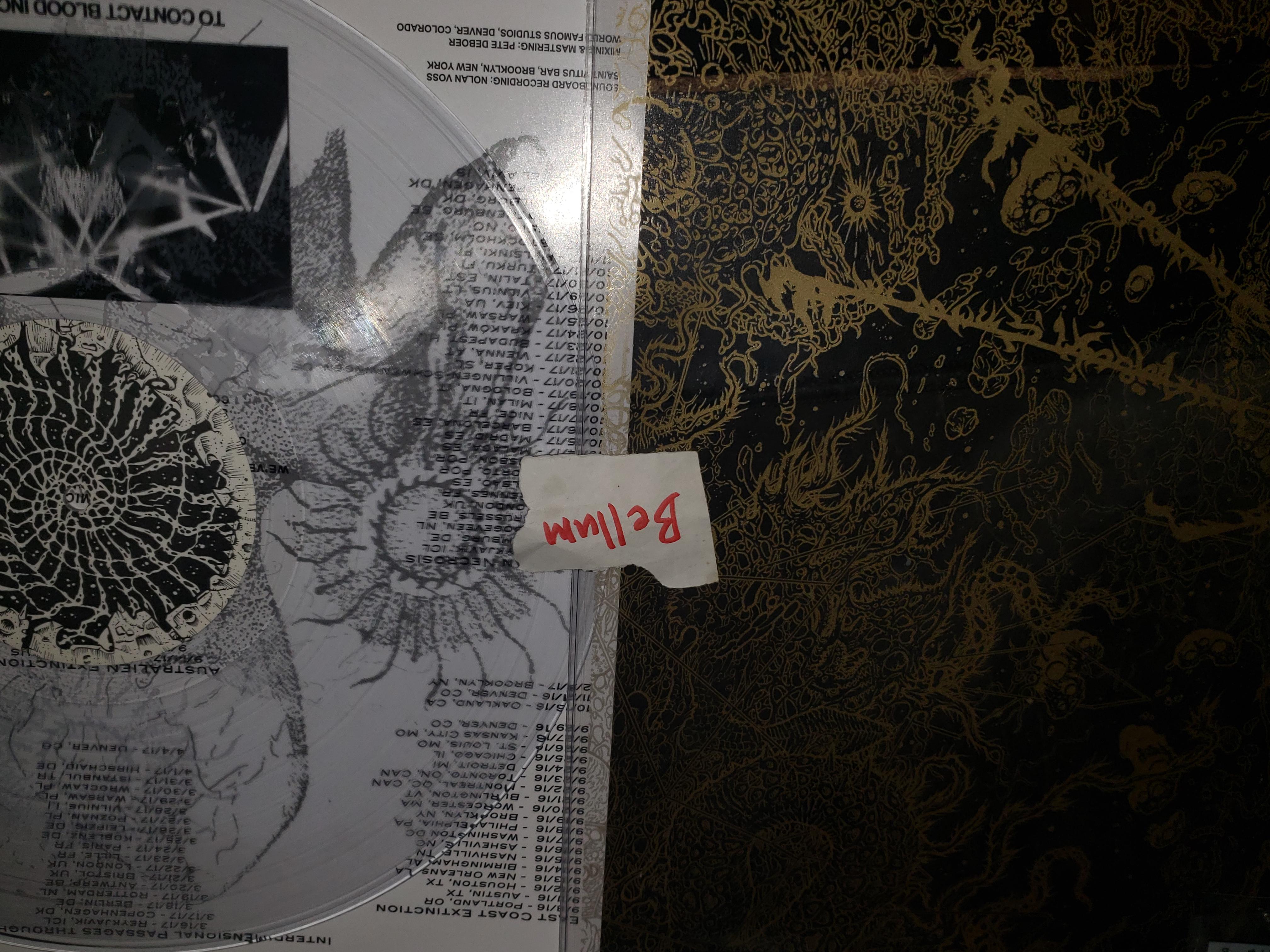 Download Blood Incantation-Live Vitrification-VINYL-FLAC