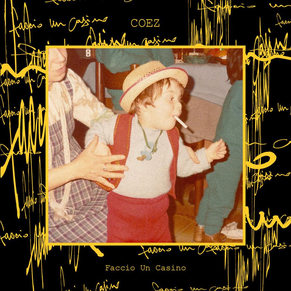 Coez - Faccio un casino [Album] (2017) .flac