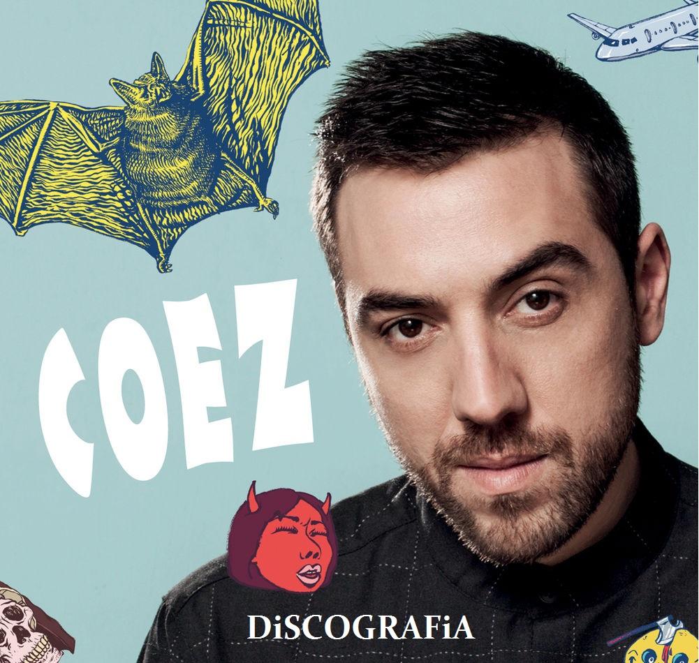 Coez - Discografia (2019) .mp3 -320 Kbps (1x128 Kbps)