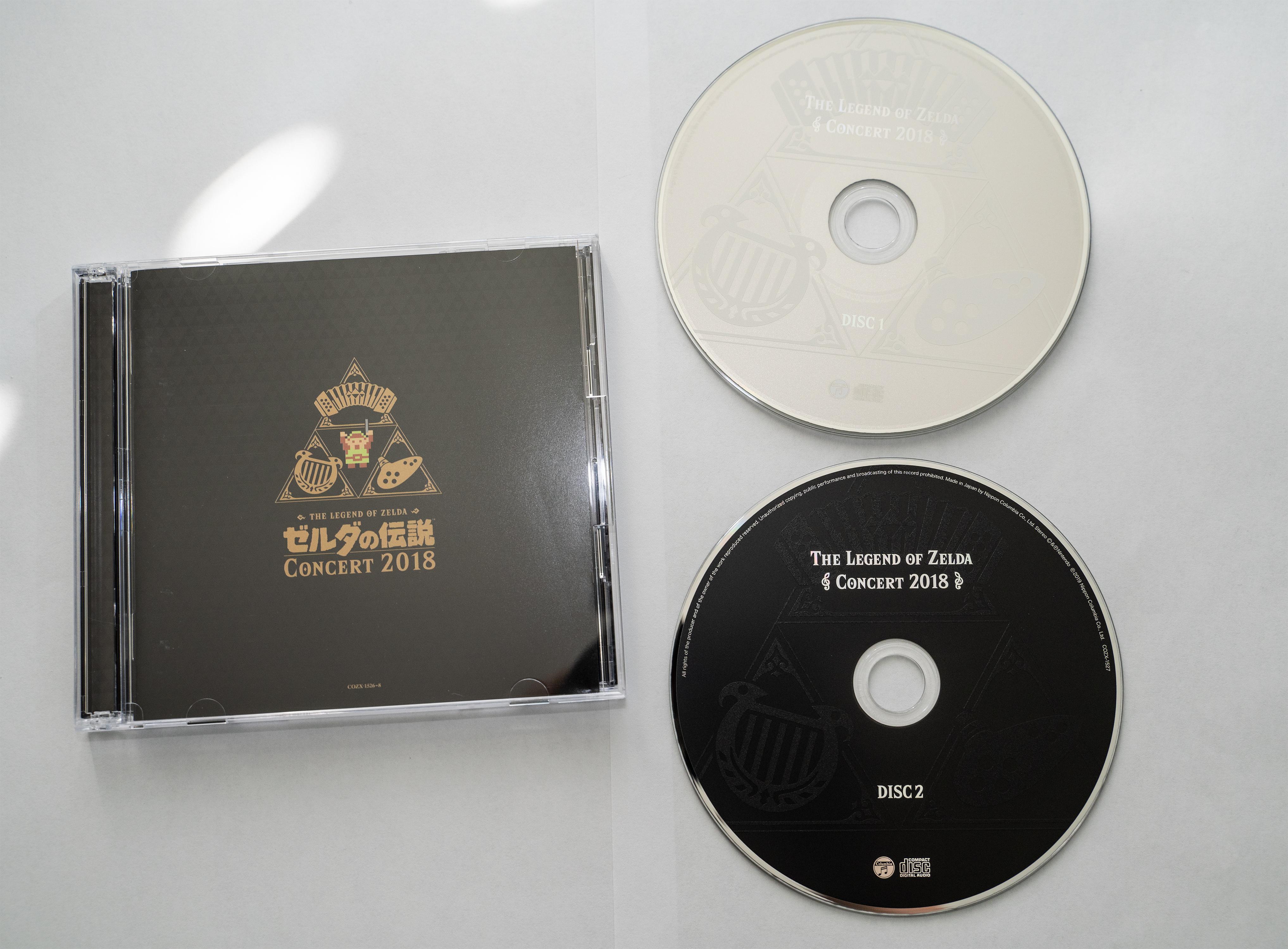 VA - The Legend of Zelda Concert 2018 (2CD) (2019) .mp3 -264 Kbps