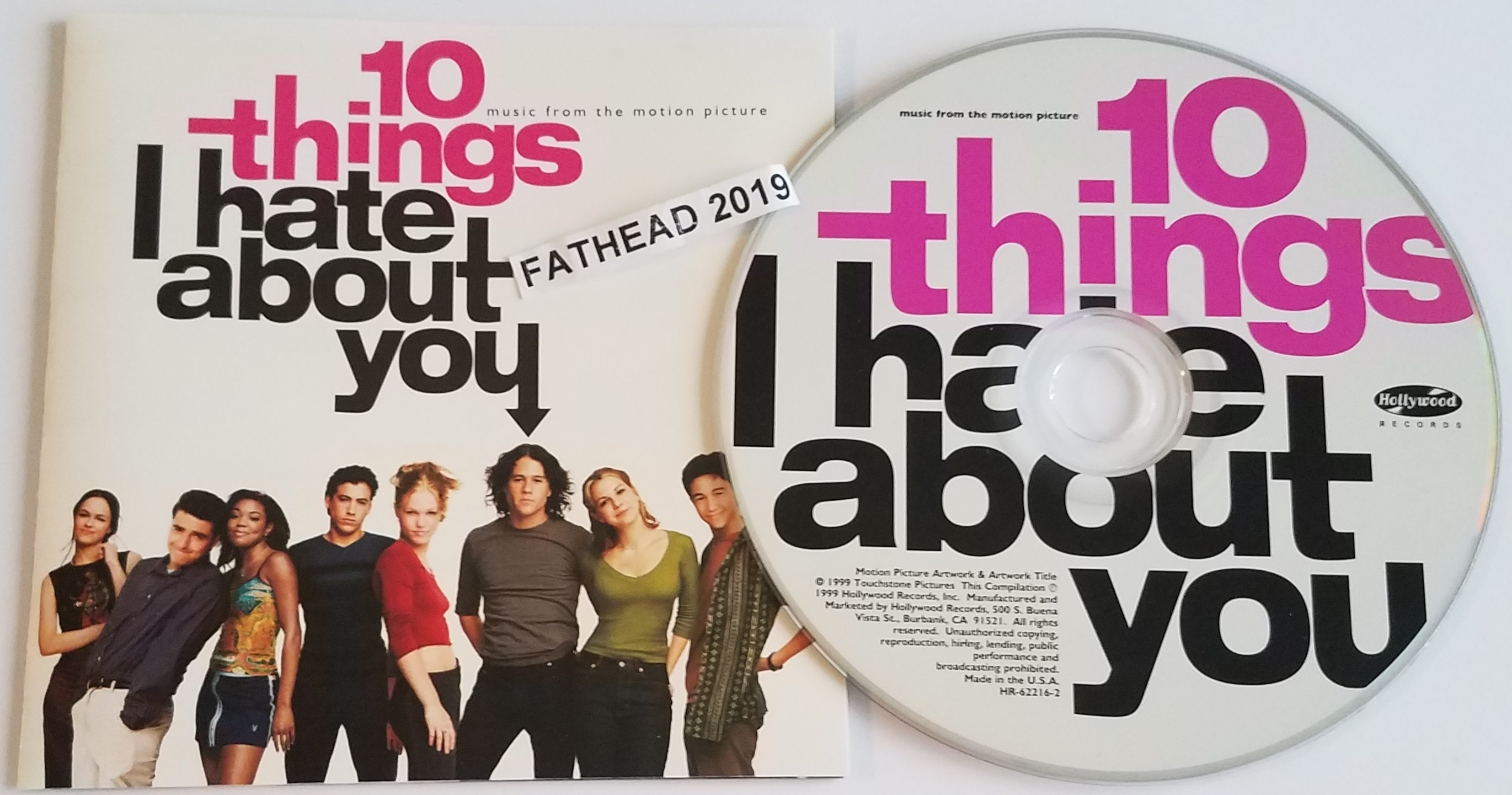 VA - 10 Things I Hate About You-OST-CD-FLAC-1999-FATHEAD