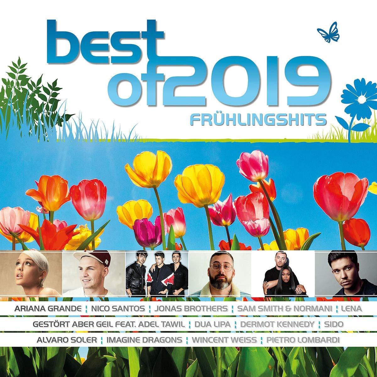 VA – Best Of 2019 Frühlingshits  (2019)