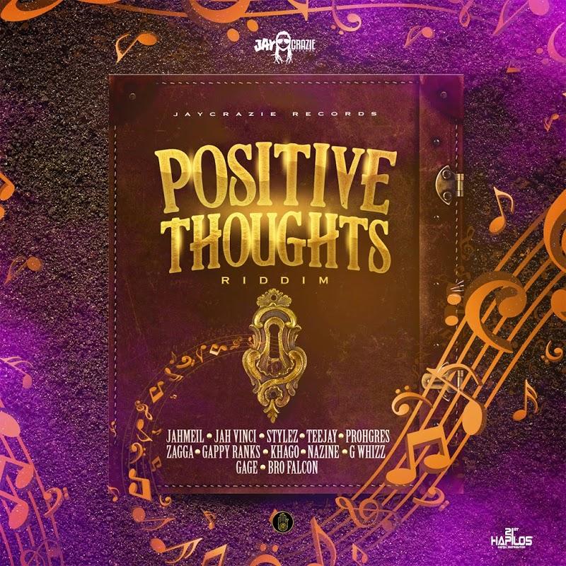 VA - Positive Thoughts Riddim (2019) .mp3 -320 Kbps