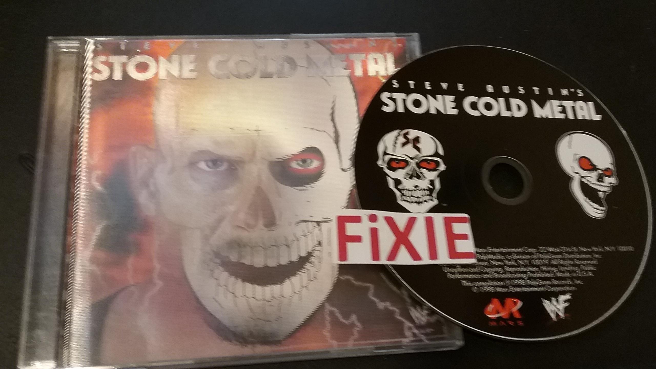 VA - Steve Austin's Stone Cold Metal (1998) .flac