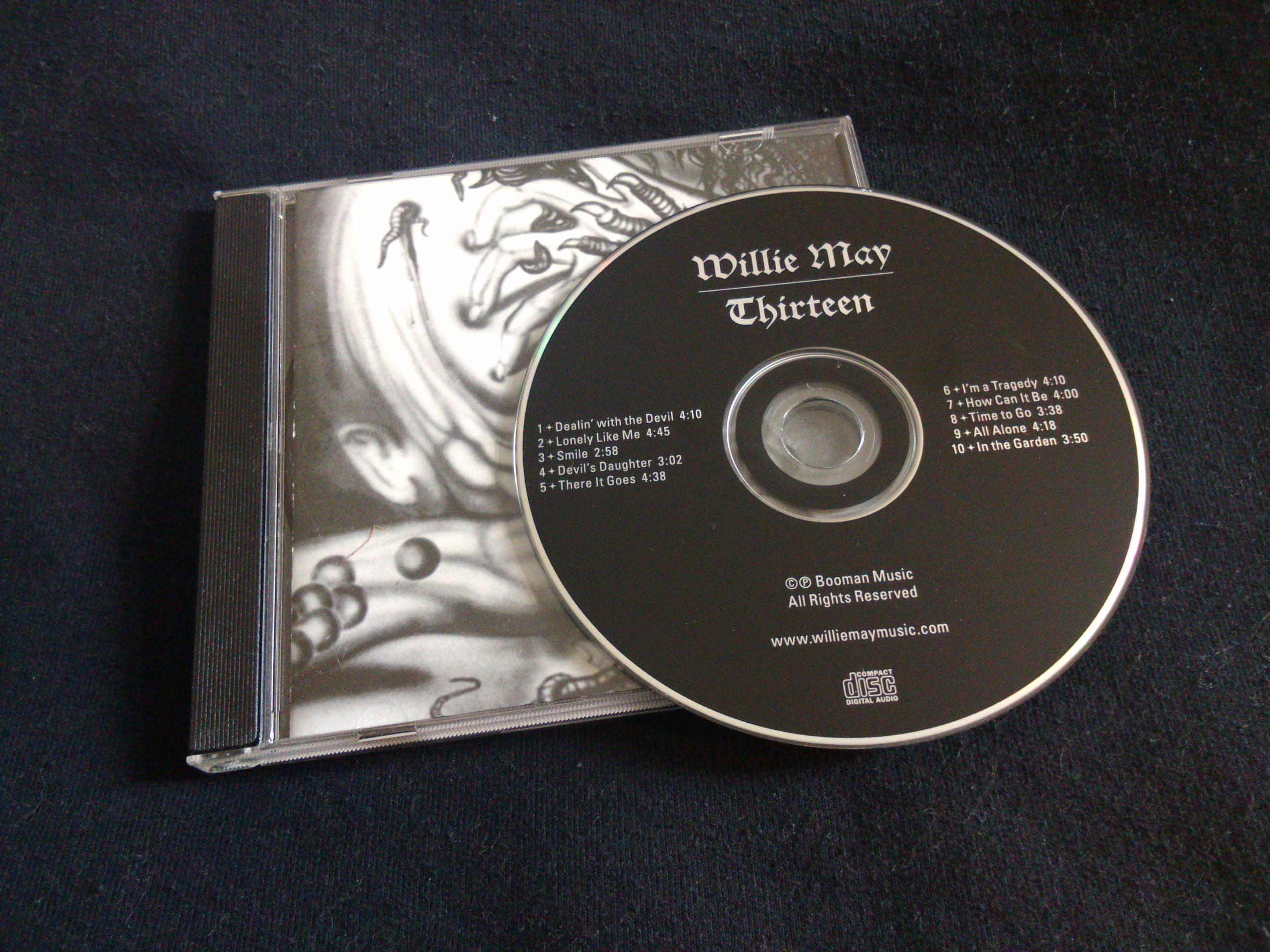 Willie May-Thirteen-2012-VULGAR