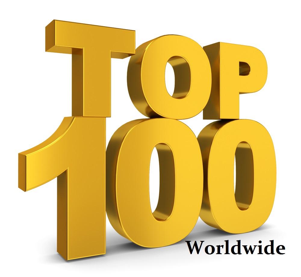 VA – Top 100 Mondiale – Worldwide 16.03.2019 (2019)