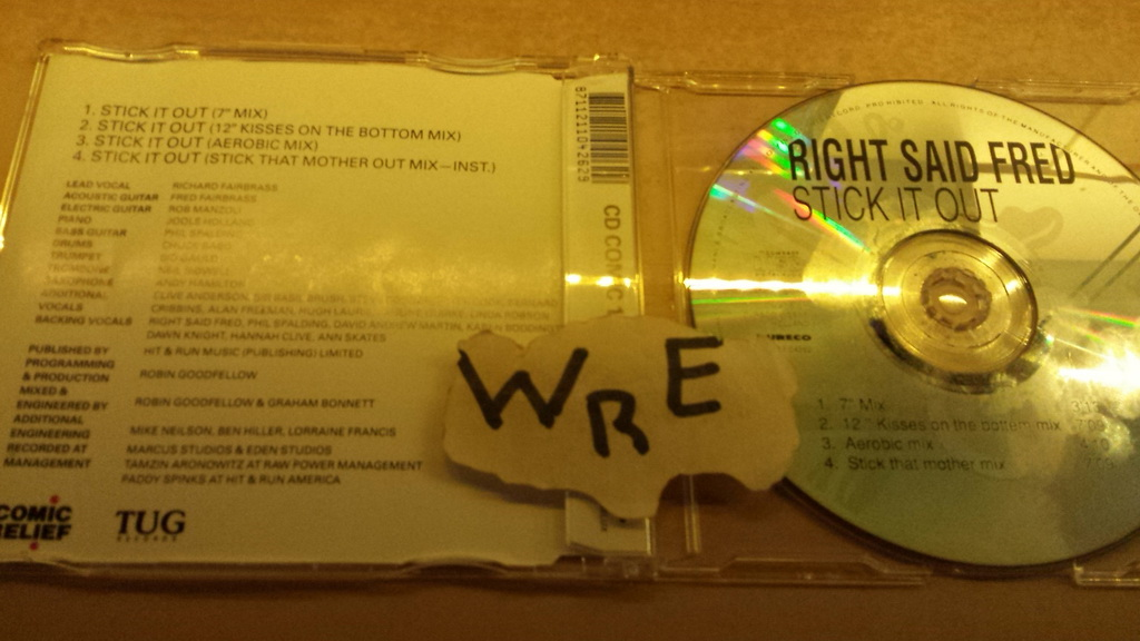 Download Right Said Fred-Stick It Out-(11 04262)-CDM-FLAC