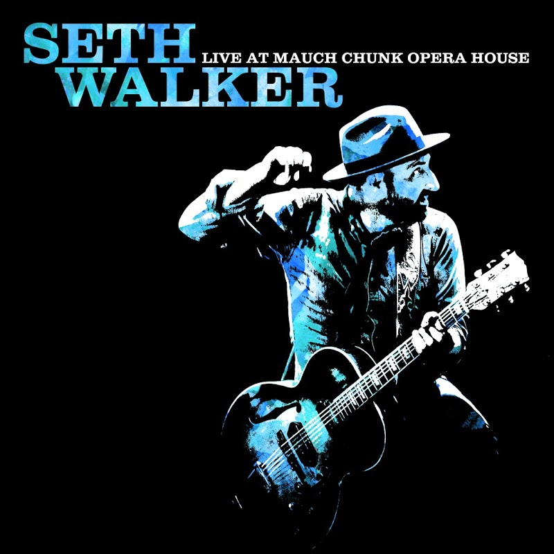 Seth Walker - Live At Mauch Chunk Opera House (2018) .mp3 -320 Kbps