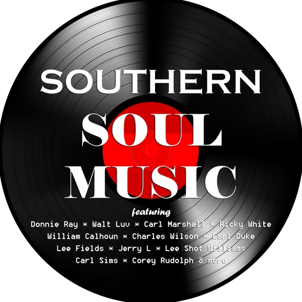 VA - Southern Soul Music (2019) .mp3 -320 Kbps