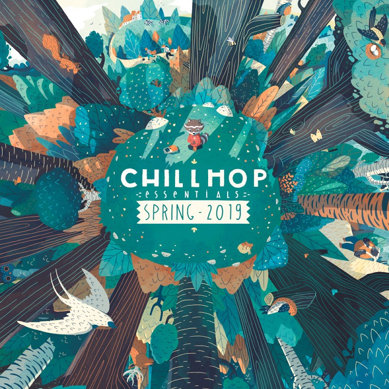 Chillhop Essentials Spring 2019 (2019) .mp3 -320 Kbps