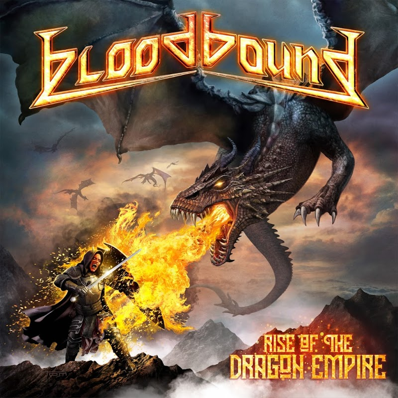 Bloodbound - Rise of the Dragon Empire (2019) .mp3 -320 Kbps