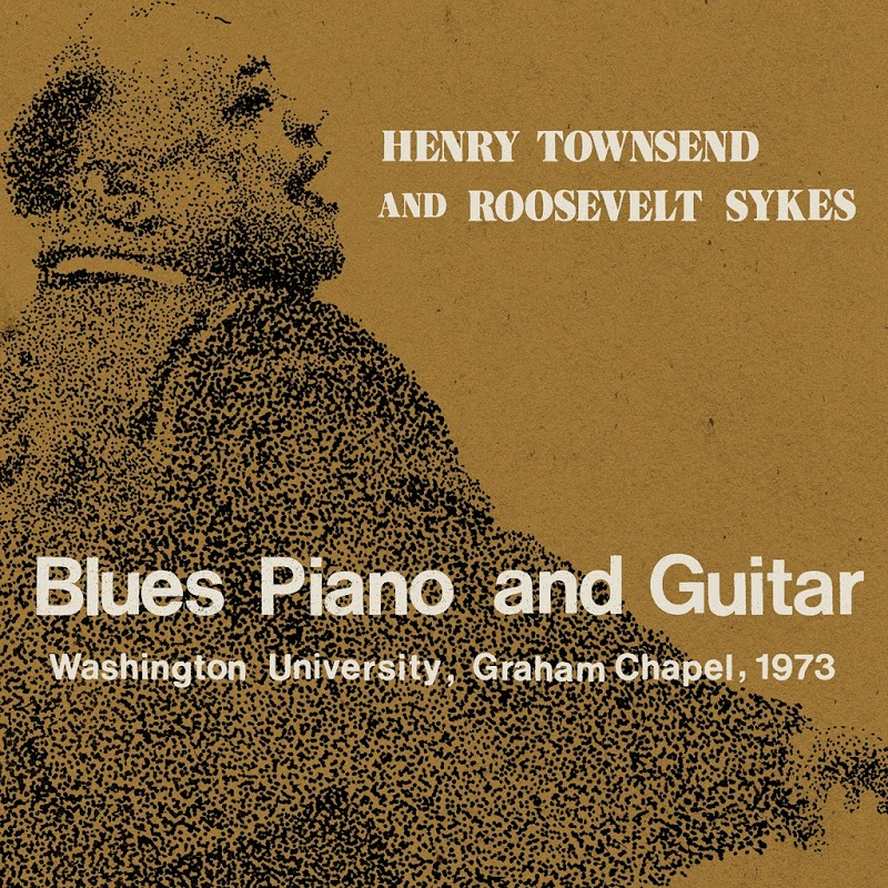 Henry Townsend & Roosevelt Sykes - Blues Piano And Guitar (Live) (2019) .mp3 -320 Kbps