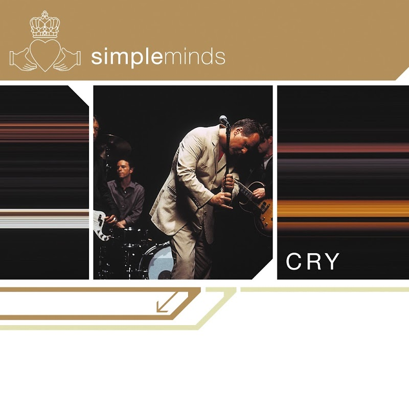 Simple Minds - Cry (Deluxe Edition) (2018) .mp3 -320 Kbps