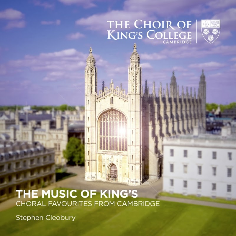 Stephen Cleobury - The Music of King's: Choral Favourites from Cambridge (2019) .mp3 -320 Kbps
