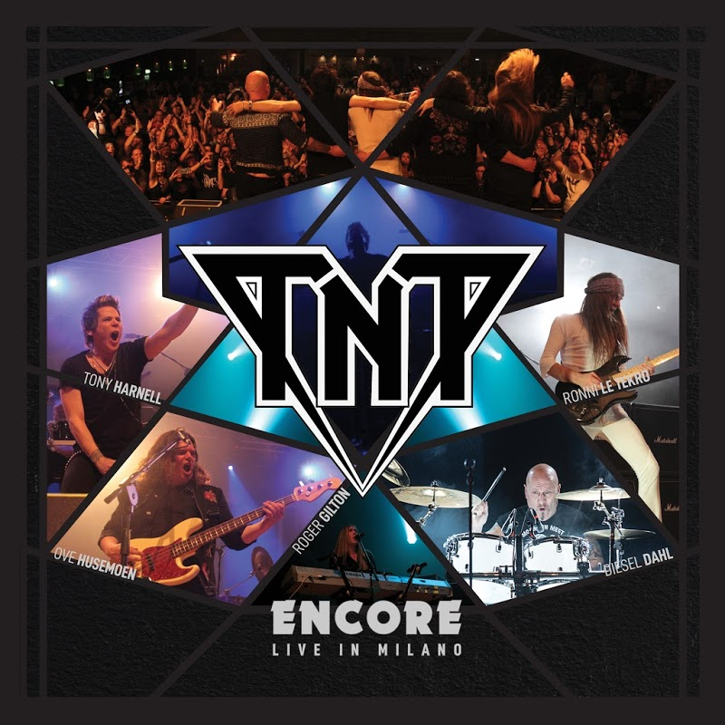 TNT - ENcore (Live in Milano) (2019) .mp3 -320 Kbps