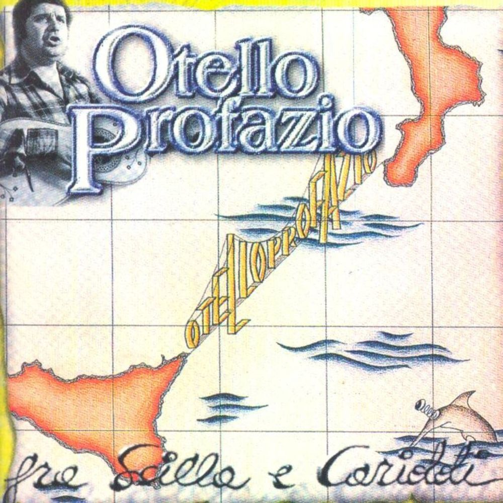 Otello Profazio - Fra Scilla e Cariddi [Album] (2009) .mp3 -320 Kbps