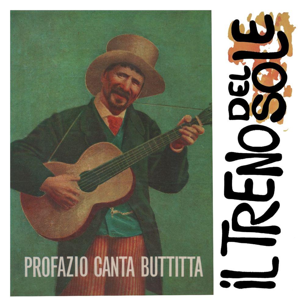 Otello Profazio - Il treno del sole (Profazio canta buttitta) [Album] (2014) .mp3 -320 Kbps