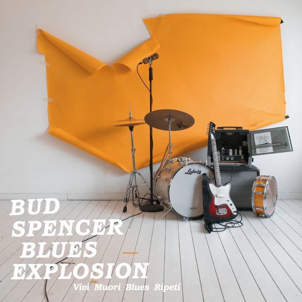 Bud Spencer Blues Explosion - Vivi muori blues ripeti [Album] (2018) .mp3 -320 Kbps