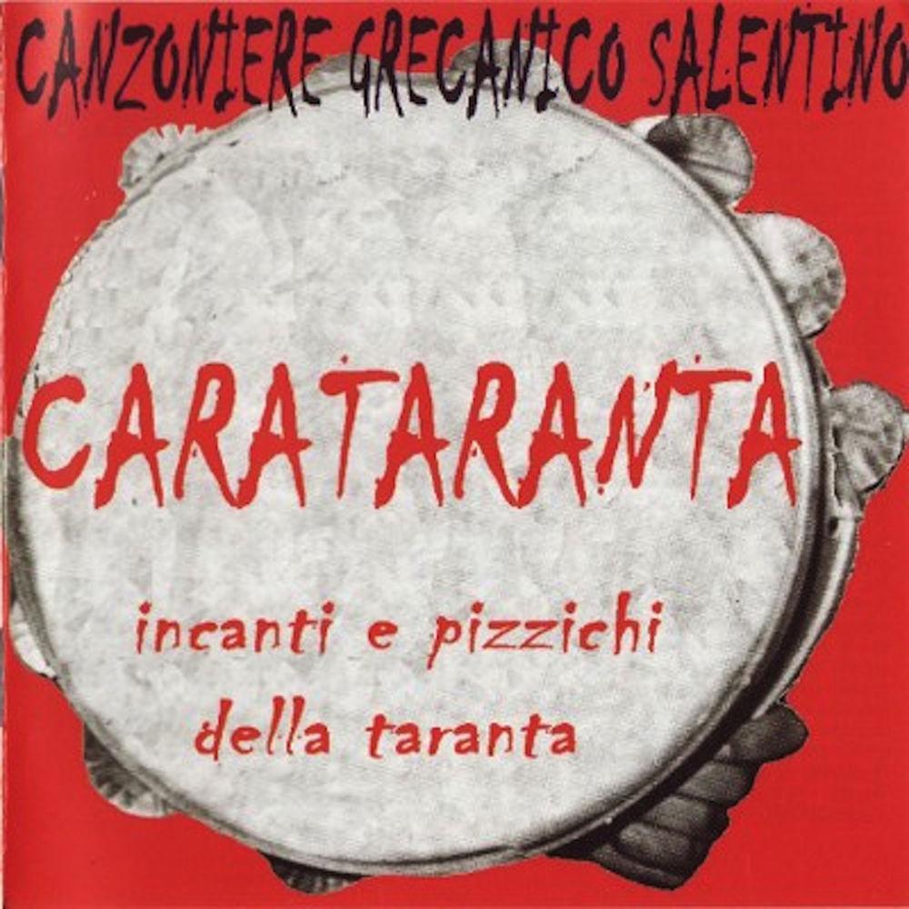Canzoniere Grecanico Salentino - Cara Taranta [Album] (2000) .mp3 -320 Kbps
