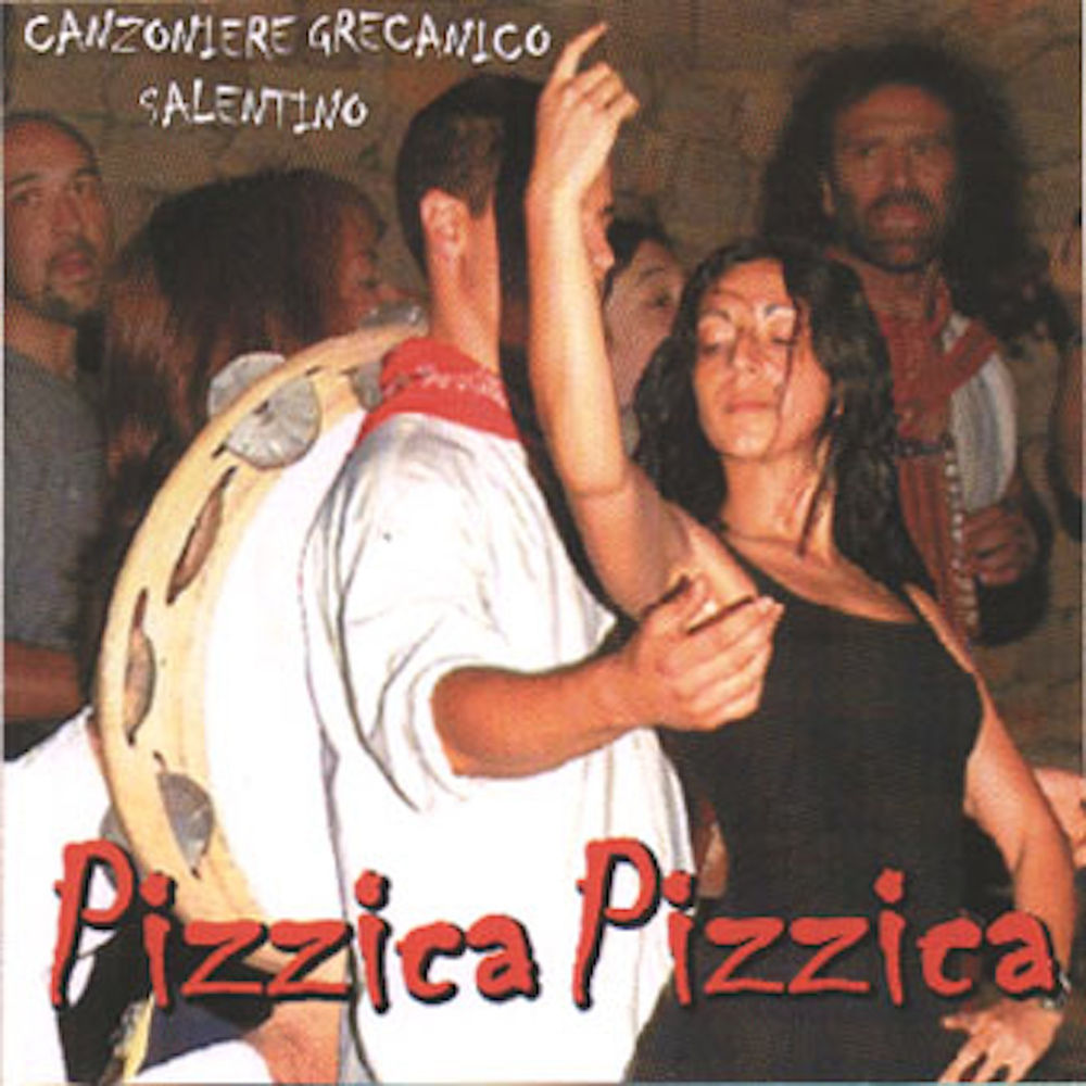 Canzoniere Grecanico Salentino - Pizzica pizzica [Album] (2001) .mp3 -320 Kbps
