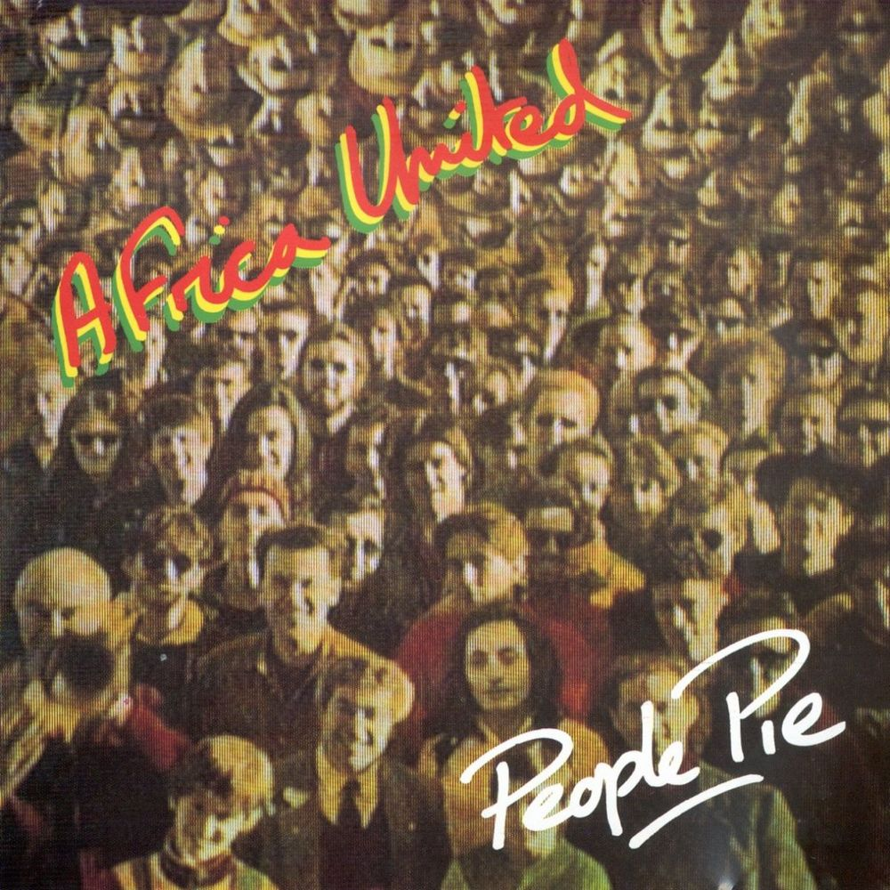 Africa Unite - People Pie [Album] (1991) .mp3 -320 Kbps