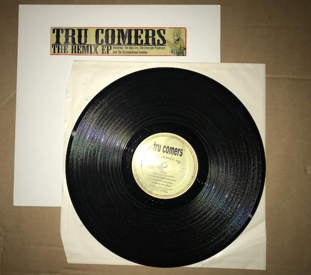 Tru Comers-The Remix EP-Vinyl EP-2009-KOPiE