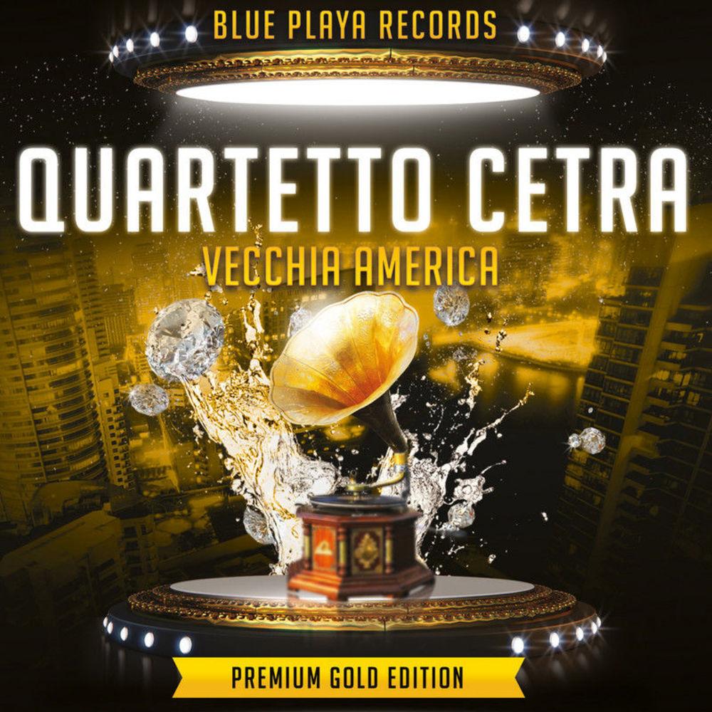 Quartetto Cetra - Vecchia America [Album] (2013) mp3 320 Kbps