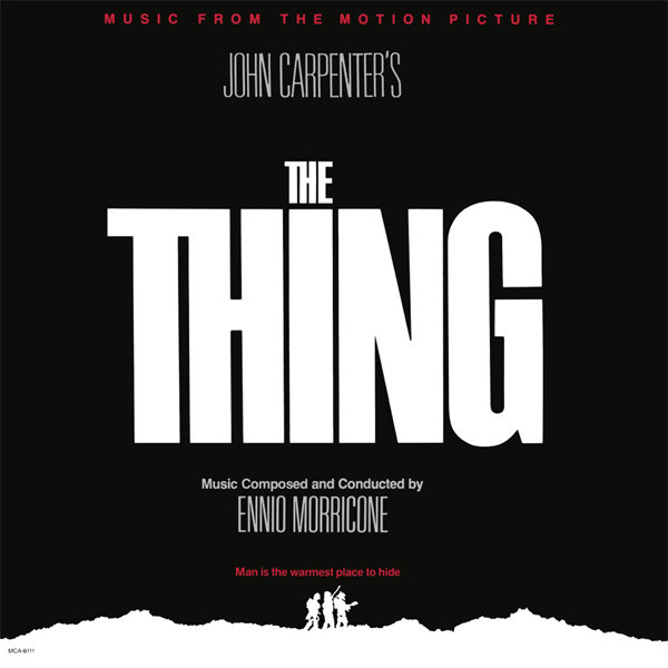 Ennio Morricone – The Thing [OST] (2019)