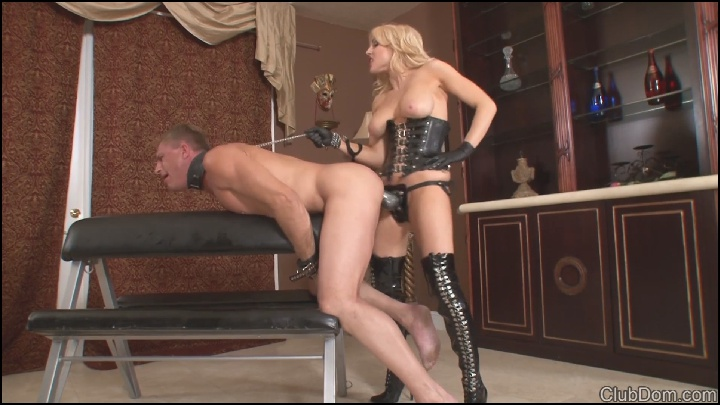painful-strap-on-fuck