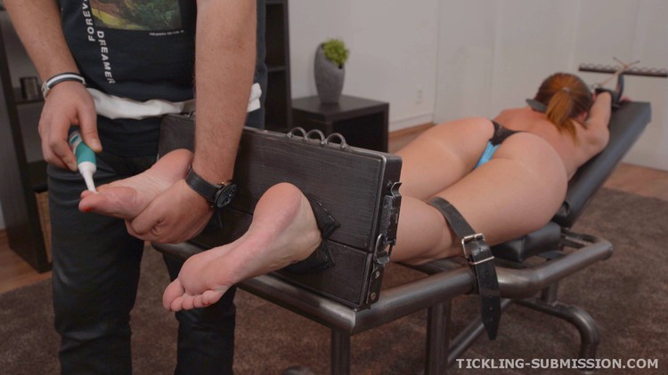 Pictures topless girls tickled in hardcore bondage anal trailer