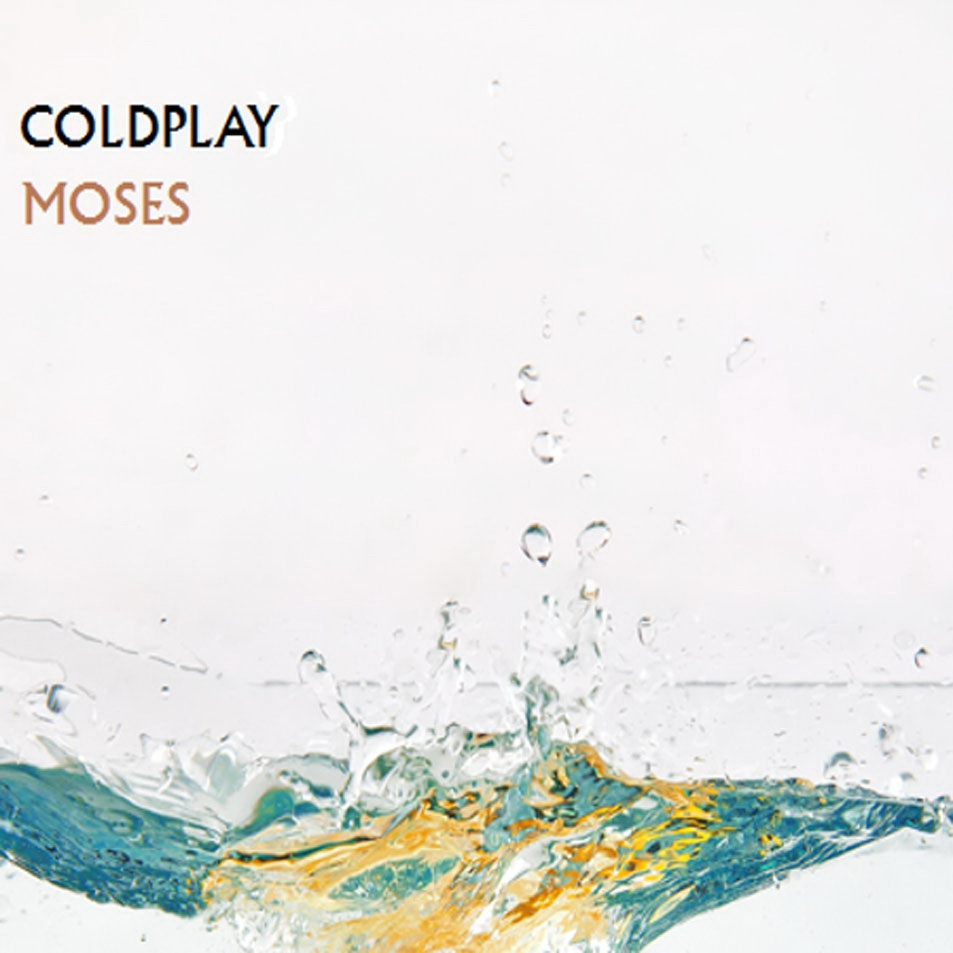 Download Coldplay - Moses (CD Single Promo) (2003) mp3 -320