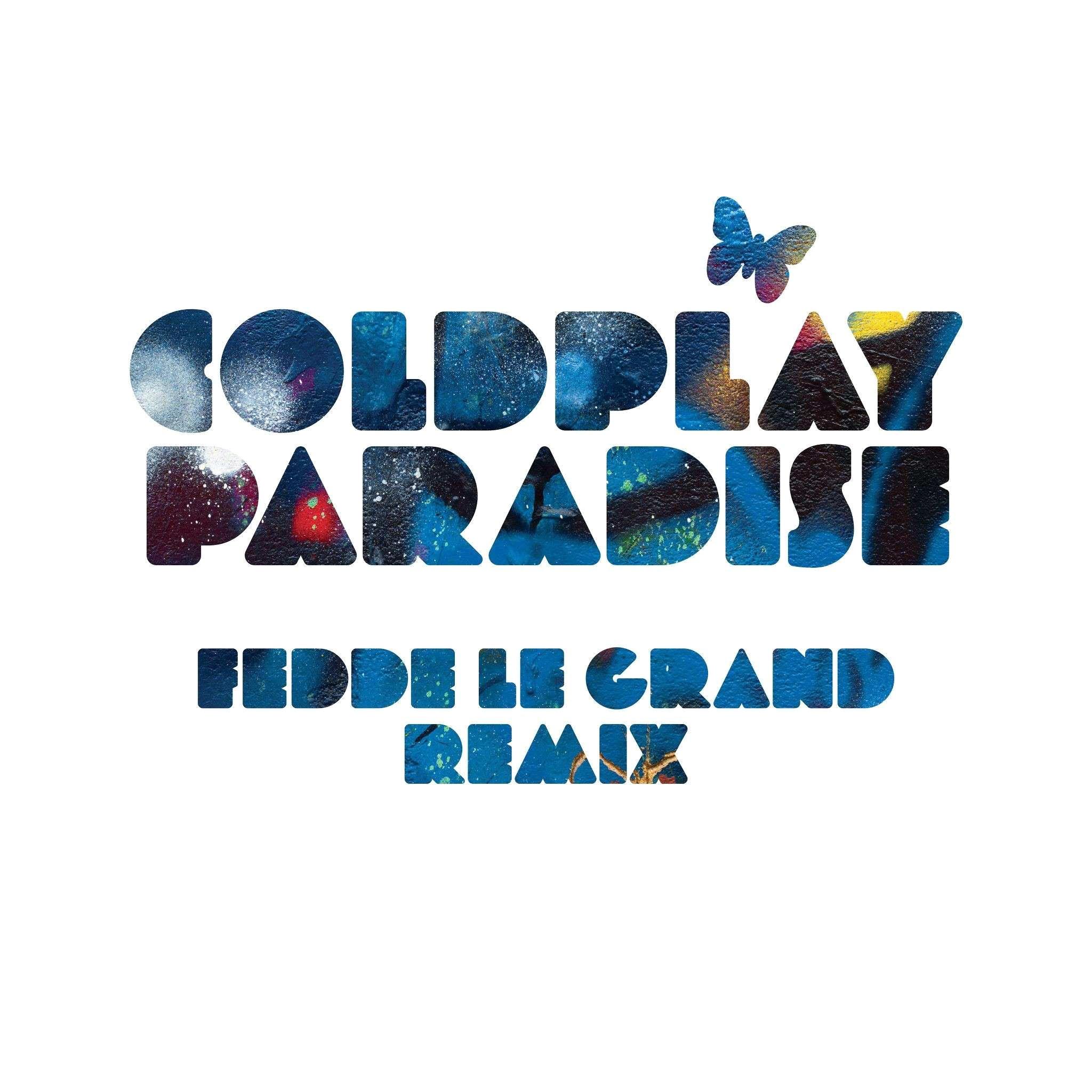 Coldplay - Paradise (Fedde Le Grand Remix) (Single) (2011)  mp3 -320 Kbps