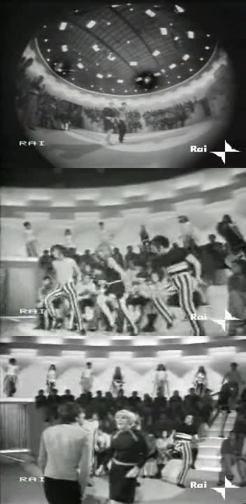 Caterina Caselli - Cantano I Beatles (con Giorgio Gaber video)